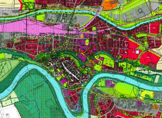 Flächennutzungsplan Mühldorf